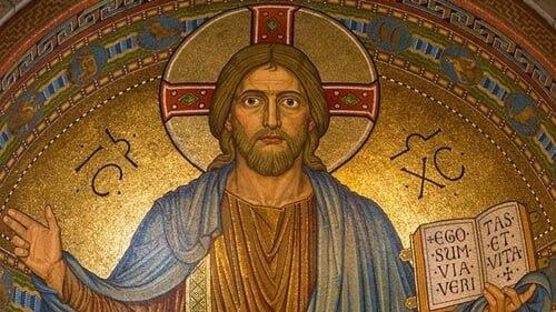 イエスキリストの絵